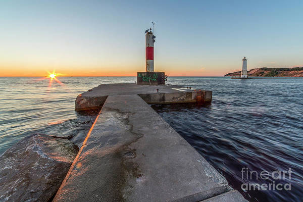 Wall Art - Photograph - Sunset In Frankfort by Twenty Two North Photography