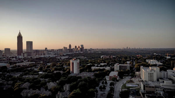Photograph - Sunset In Midtown by Mike Dunn