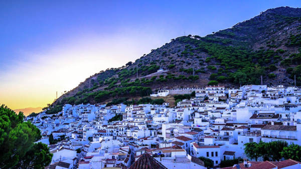 Photograph - Sunset In Mijas by Borja Robles