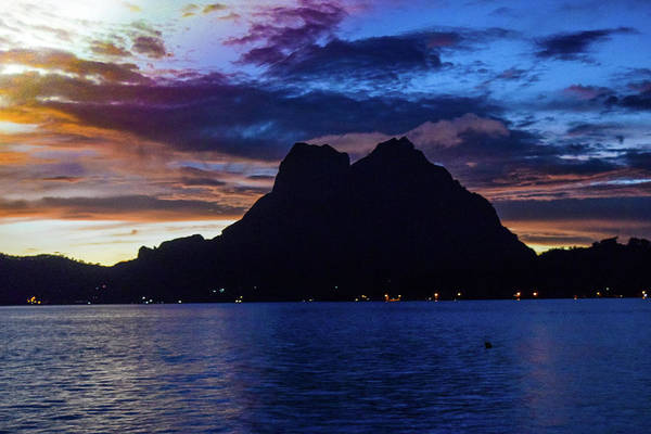 Wall Art - Photograph - Sunset In Paradise  by Edward Garey