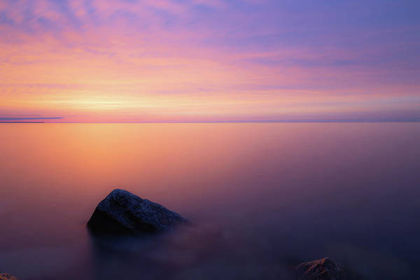 Photograph - Sunset In Peninsula State Park by Paul Schultz