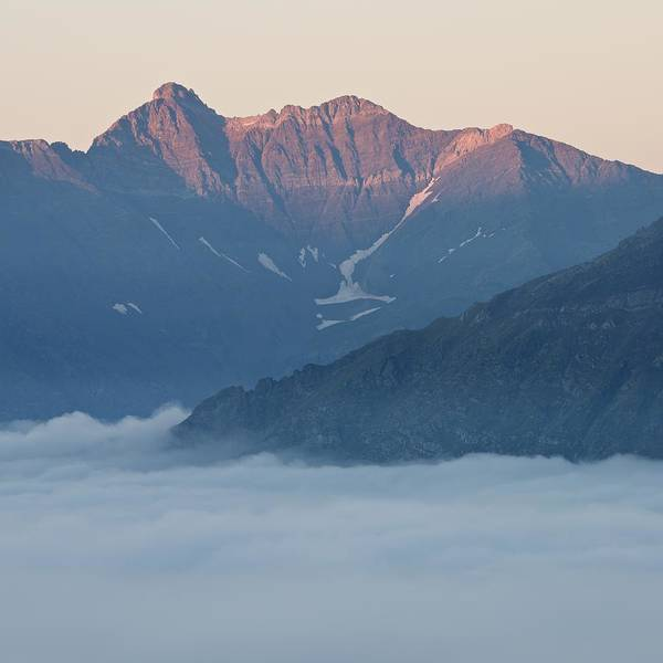 Photograph - Sunset In The Pyrenees by Stephen Taylor