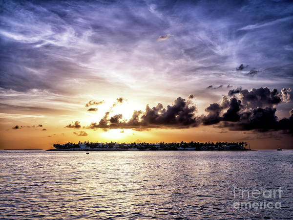 Photograph - Sunset Key In Key West by John Rizzuto