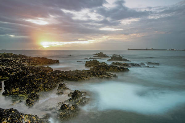 Photograph - Sunset Matosinhos by Bruno Rosa