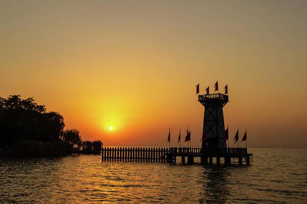 Photograph - Sunset On Lake Tai by Aashish Vaidya
