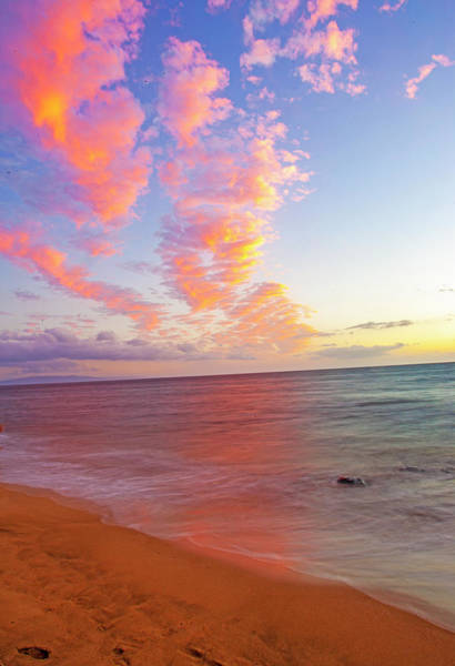 Photograph - Sunset On Sugar Beach by Anthony Jones