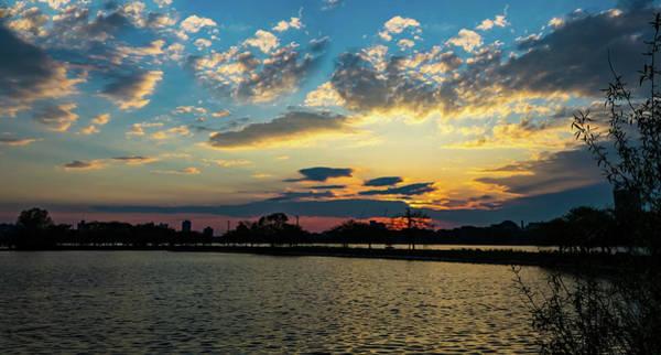 Photograph - Sunset On The Charles by Christina Maiorano
