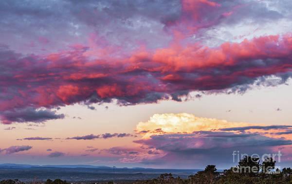 Photograph - Sunset Ortiz by Steven Natanson