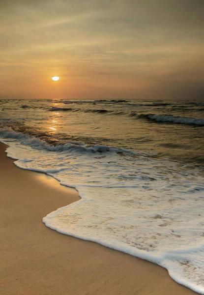 Prince Edward Island Photograph - Sunset Over A Prince Edward Island by Oliverchilds