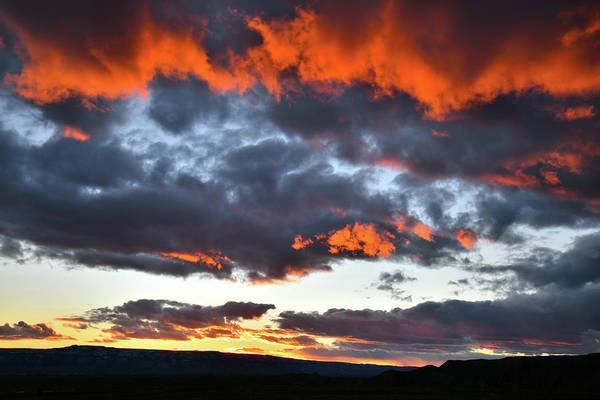 Photograph - Sunset Over Grand Junction Colorado by Ray Mathis