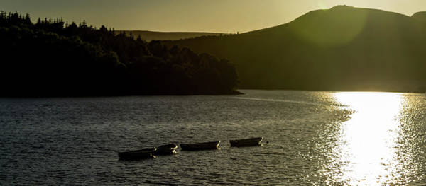 Photograph - Sunset Over Ladybower by Scott Lyons