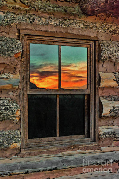 Photograph - Sunset Reflection At Ghost Ranch by Susan Warren