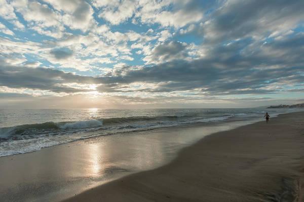 Photograph - Sunset Run by Cliff Wassmann
