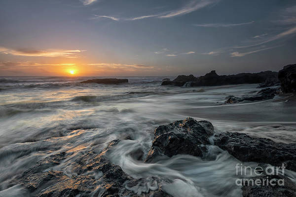 Wall Art - Photograph - Sunset Rush by Mike Dawson