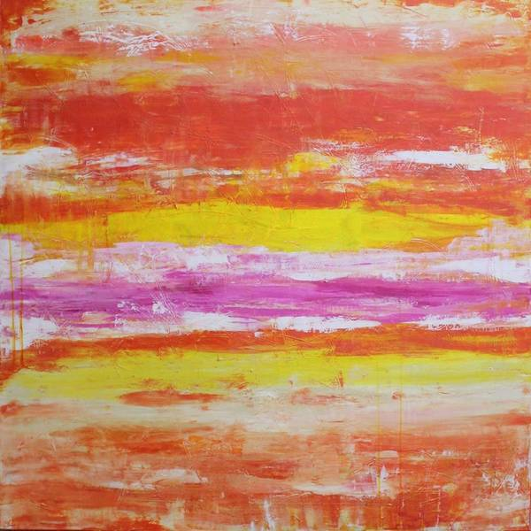 Painting - Sunshine In My Soul by Monica Martin