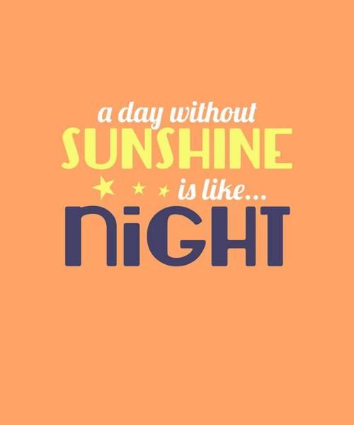 Digital Art - Sunshine by Shopzify