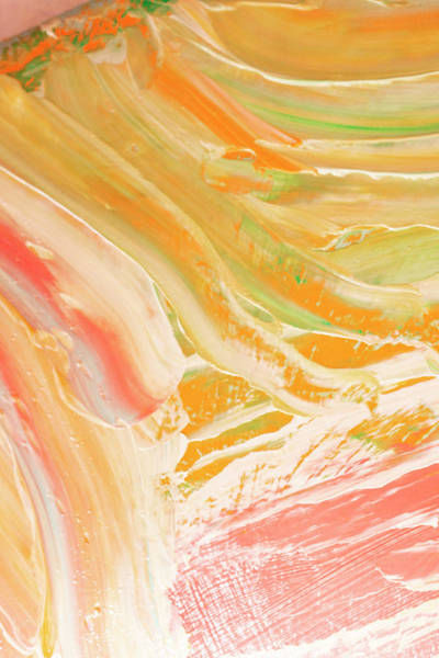 Wall Art - Painting - Sunshine Strokes by Bonnie Bruno