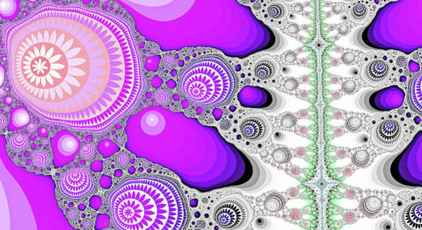 Digital Art - Super Canyon Purple  Fine Art  by Don Northup