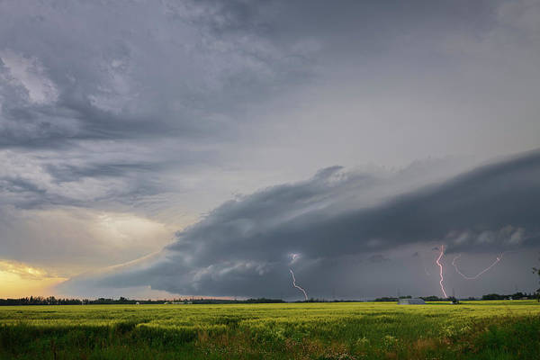 Photograph - Supercell Time by Dan Jurak