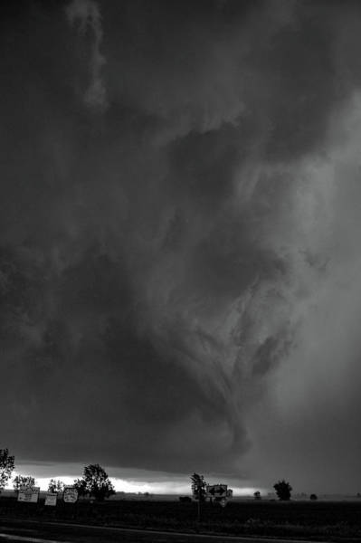 Photograph - Supercells In Nebraska 021 by NebraskaSC