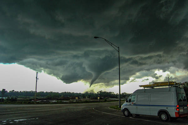 Photograph - Supercells In Nebraska 039 by NebraskaSC