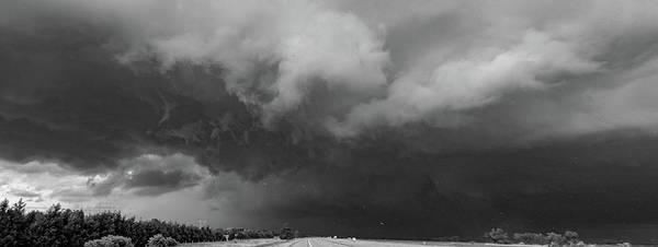 Photograph - Supercells In Nebraska 048 by NebraskaSC