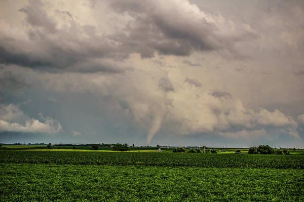 Photograph - Supercells In Nebraska 064 by NebraskaSC