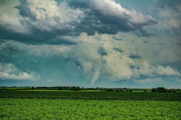 Photograph - Supercells In Nebraska 066 by NebraskaSC