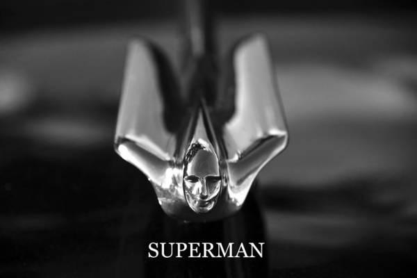 Wall Art - Photograph - Superman 1949 by David Lee Thompson