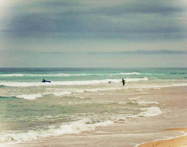 Photograph - Surfer In The Waves by Dirk Wuestenhagen