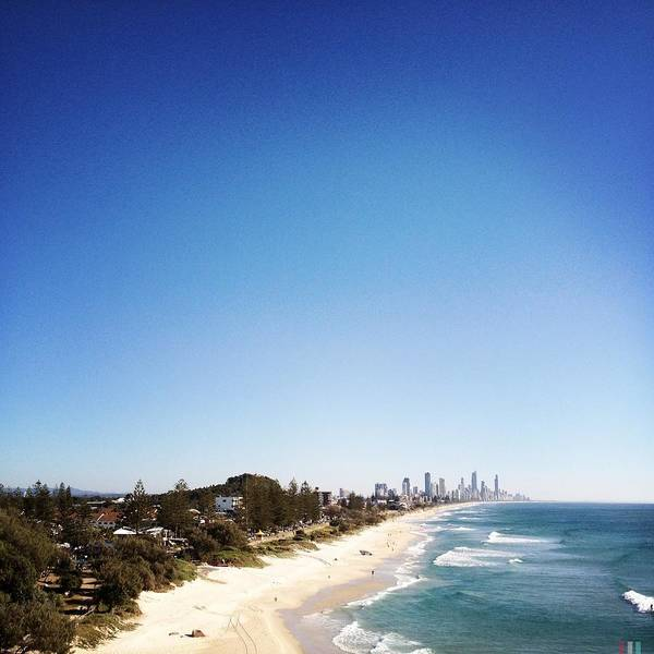Wall Art - Photograph - Surfers Paradise by Jodie Griggs