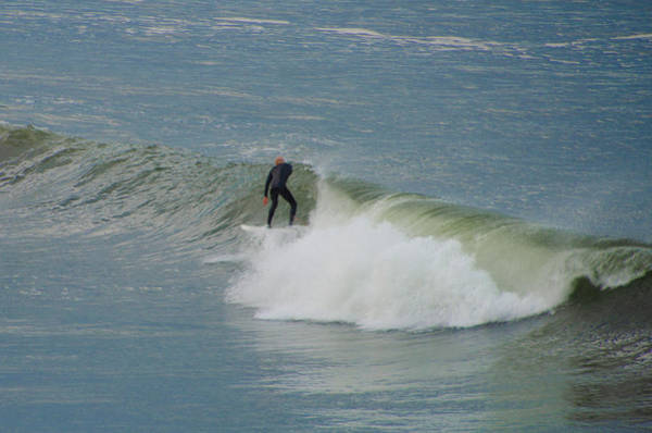 Photograph - Surfing San Francisco Style by Bill Cannon