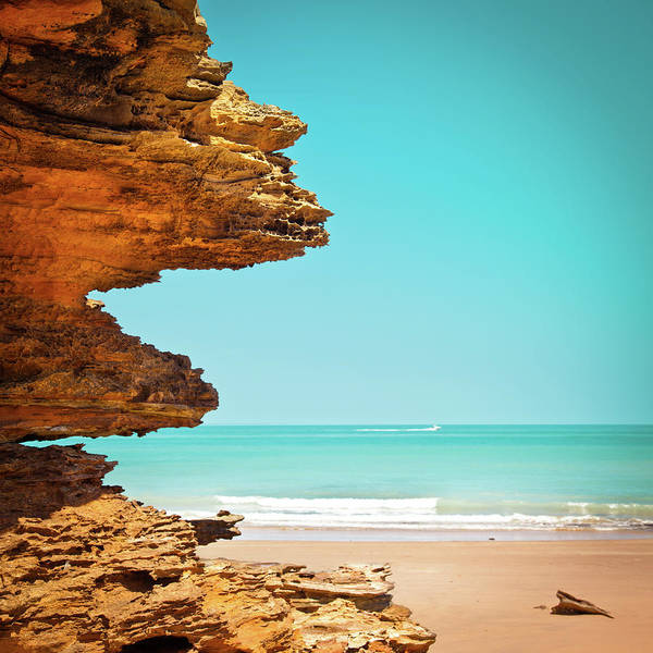 Broome Photograph - Surreal Rock Formation In Broome by Light Bulb Works