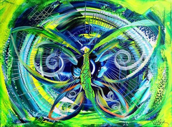 Painting - Surround by J Vincent Scarpace