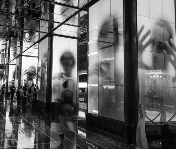 Photograph - Surveillance by Alex Lapidus