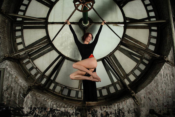 Photograph - Suspended Time by Dennis Dame