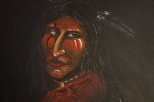 Painting - Suspicion Or Uncertainty by Philip Bracco