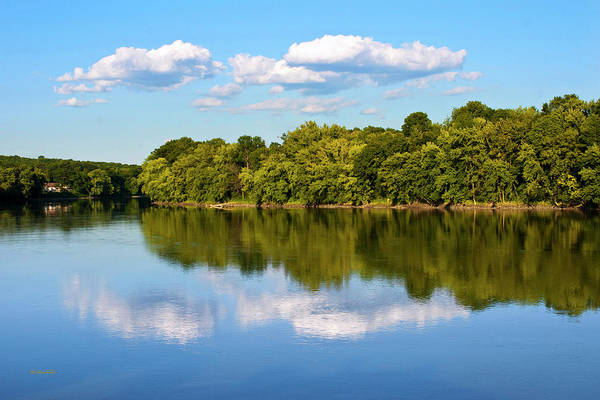 Photograph - Susquehanna River by Christina Rollo