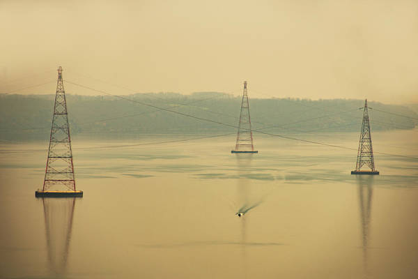 Wall Art - Photograph - Susquehanna River In Sepia by Bill Cannon