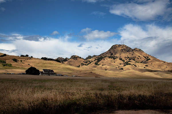 Photograph - Sutter Buttes  by Flyinghorsedesigncom Photography