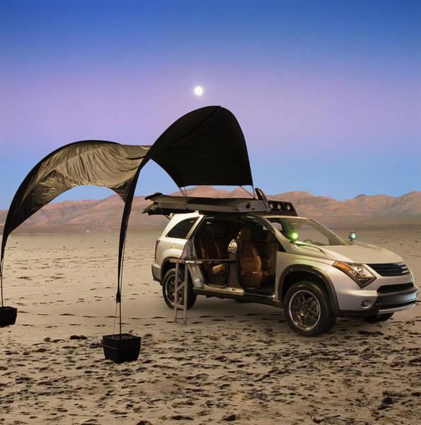 Insurance Photograph - Suzuki Basecamp Concept by Car Culture