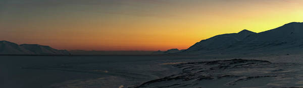 Photograph - Svalbard During Sunset by Kai Mueller
