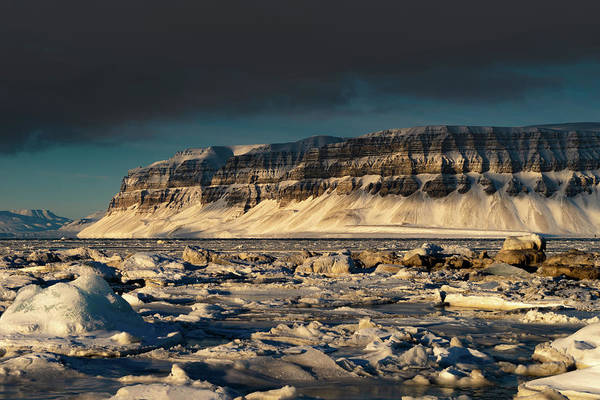 Photograph - Svalbard by Kai Mueller