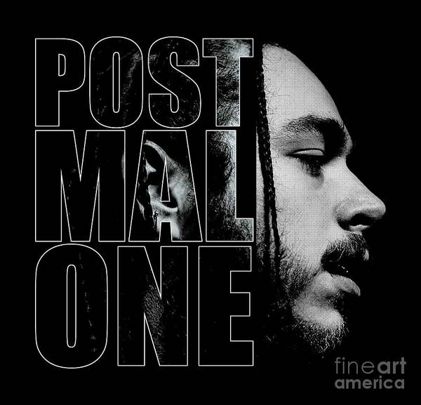 Deja Vu Digital Art - Swagger Ever Malone by Joshfalacy
