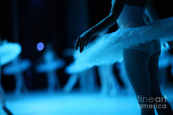 Wall Art - Photograph - Swan Lake Ballet by Anna Jurkovska
