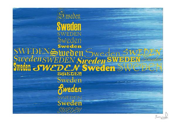 Digital Art - Sweden  by Sannel Larson