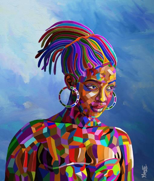 Perfect Body Painting - Sweet Fantastic by Anthony Mwangi