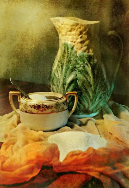 Stye Photograph - Sweet Refresh by Diana Angstadt