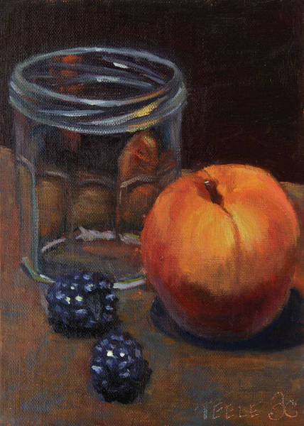 Painting - Sweet Still by Trina Teele