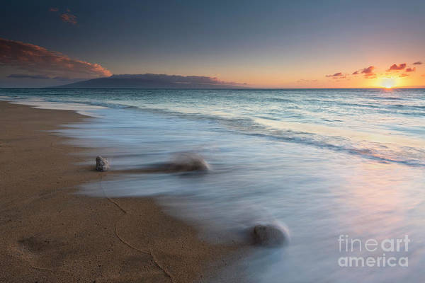 Wall Art - Photograph - Swept By The Tides by Mike Dawson